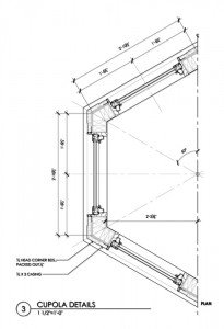 Construction Documents Cupola Plan
