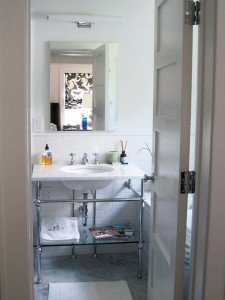 Bathroom Washstand