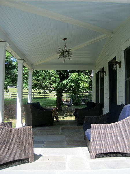 Porch Interior