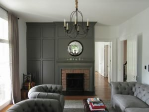 Langdon Gatehouse Fireplace Millwork