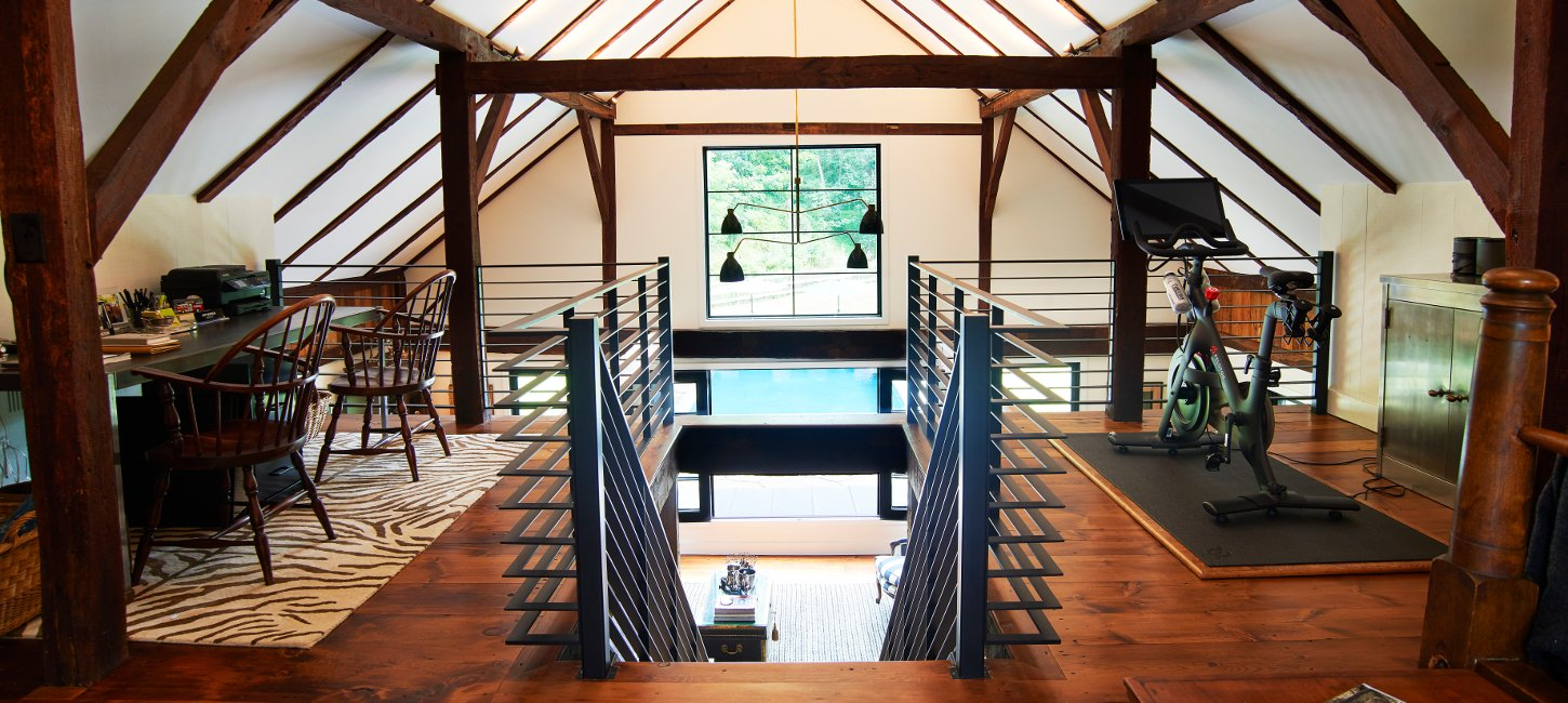 Pool House/Barn