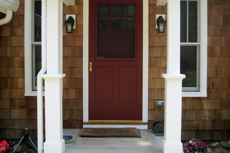 Small Entry Porch