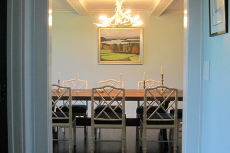 View to Dining Room